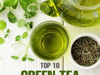 Top 10 Green Tea Brands In India