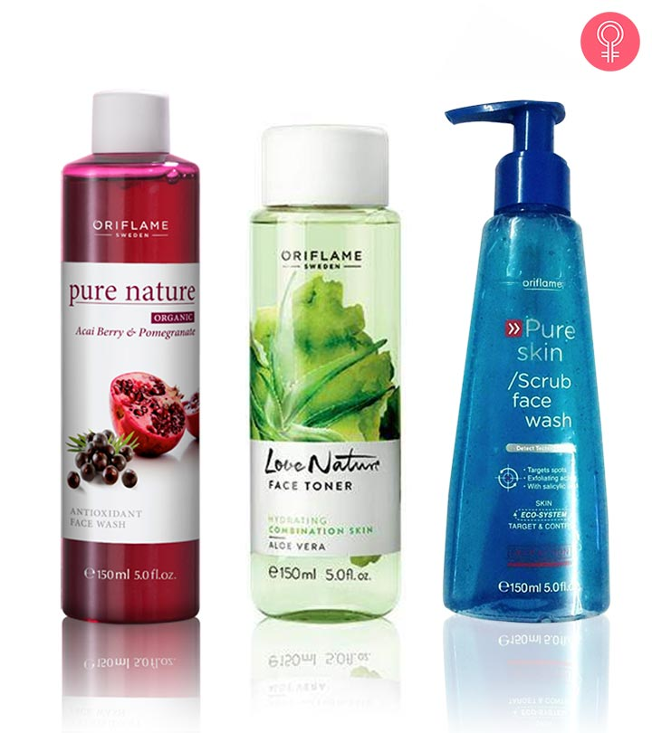 Top 10 Oriflame Face Washes You HAVE To Try Today – 2019