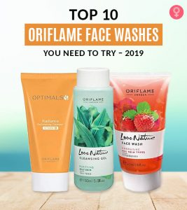 Top 10 Oriflame Face Washes You Need To Try – 2021
