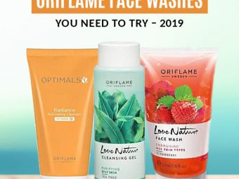 Top 10 Oriflame Face Washes You Need To Try – 2019
