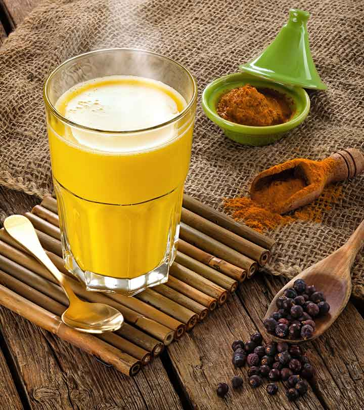 Turmeric Milk 11 Super-Powerful Benefits Of The Golden Milk
