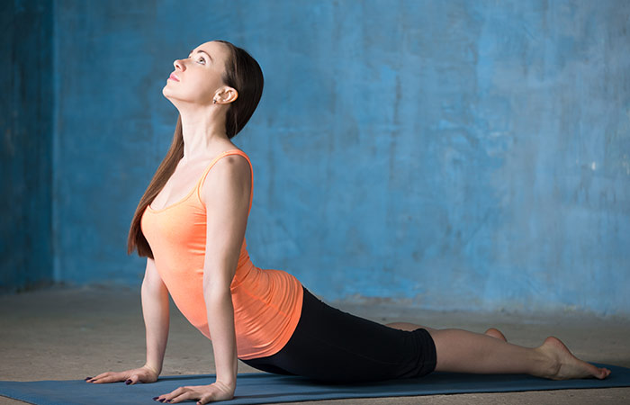 Urdhva Mukha Svanasana - Yoga for Weight Loss