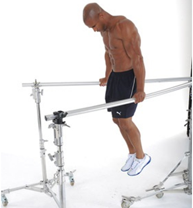 Dips Exercises - V bar dips