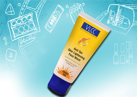 VLCC Anti Tan Skin Lightening Face Wash