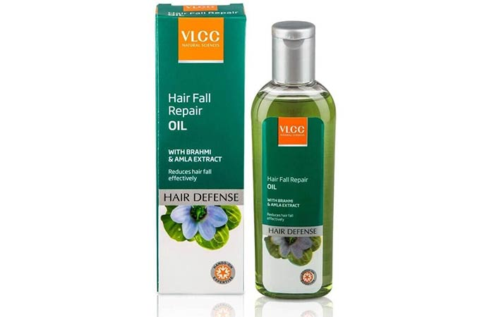 VLCC Hair Defense Hair Fall Repair Oil - Hair Growth Oils