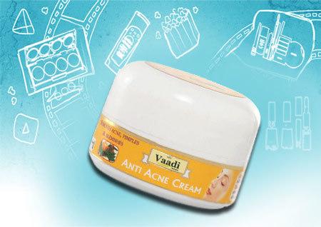 Vaadi Herbals Anti - Acne Cream
