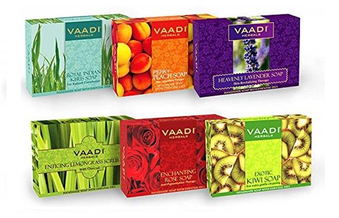 Vaadi Herbals Handmade Soaps
