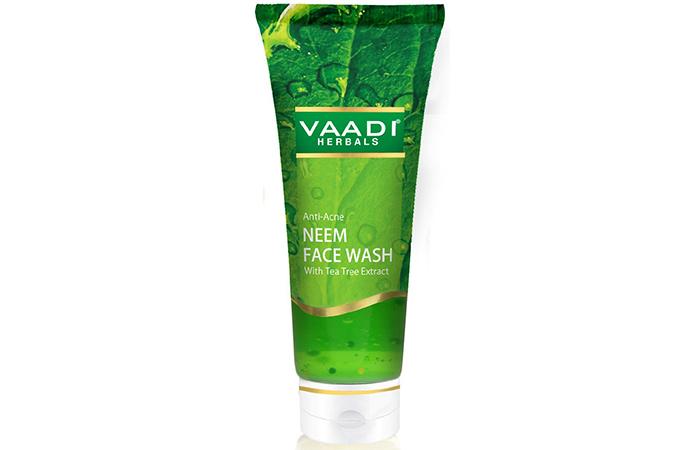 Vaadi Herbals Neem Face Wash