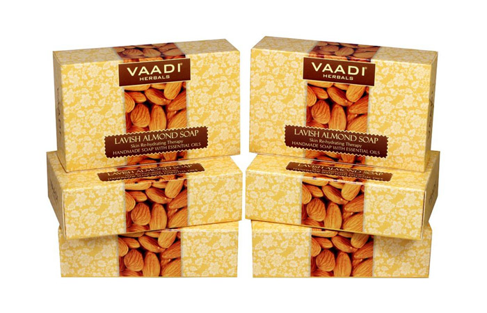 Vaadi Lavish Almond Soap