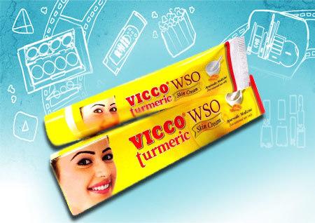 Vicco Turmeric Skin Cream Wso Cream