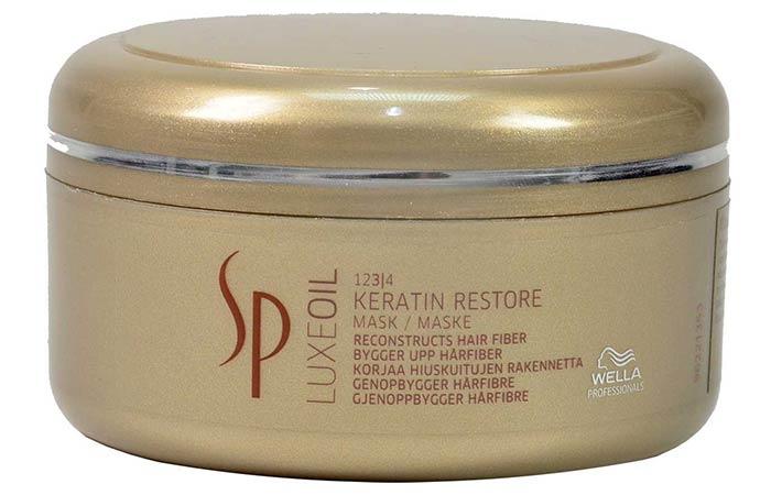 Wella Professional SP Luxe Oil Keratin Restore Mask
