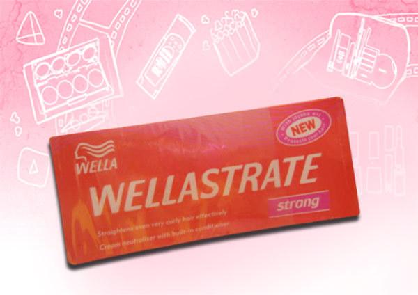 Wella Wellastrate Cream Neutralizer with Built-in Conditioner