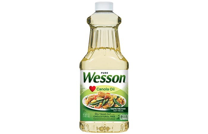 Wesson Canola Oil