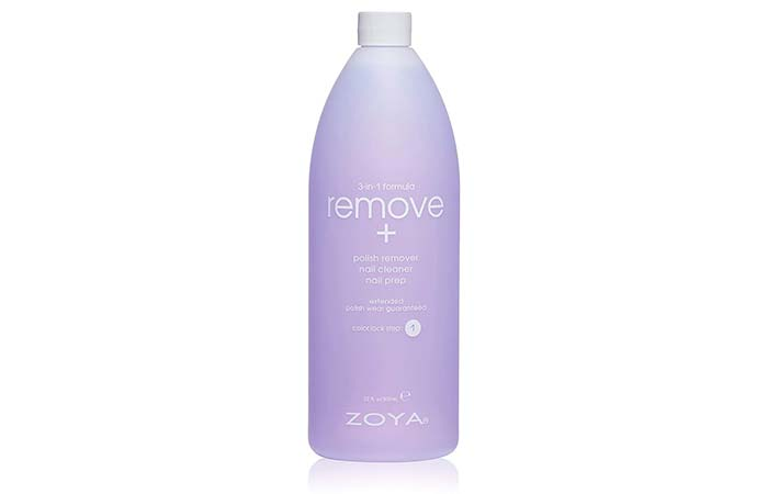 Zoya 3-In-1 Formula Remove Plus