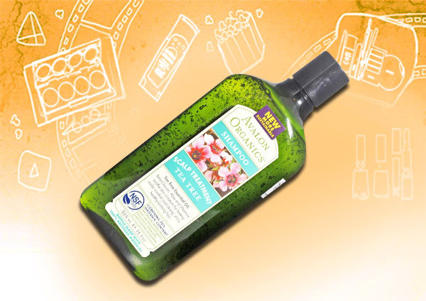 avalon organic tea tree shampoo