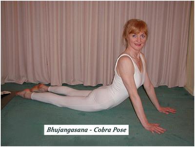 bhujangasana yoga benefits