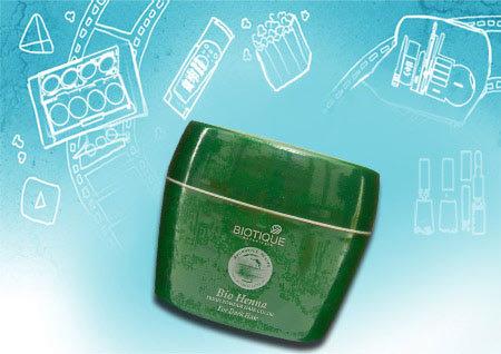 biotique bio henna leaf review