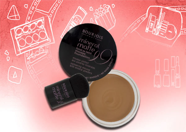 Best Mineral Foundations - 10. Bourjois Mineral Matte Foundation