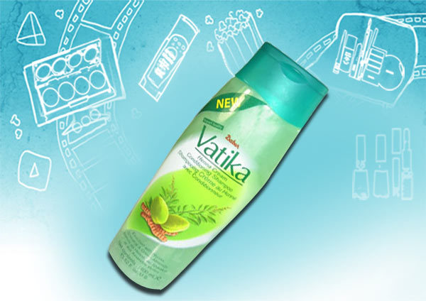 dabur vatika henna cream conditioning shampoo