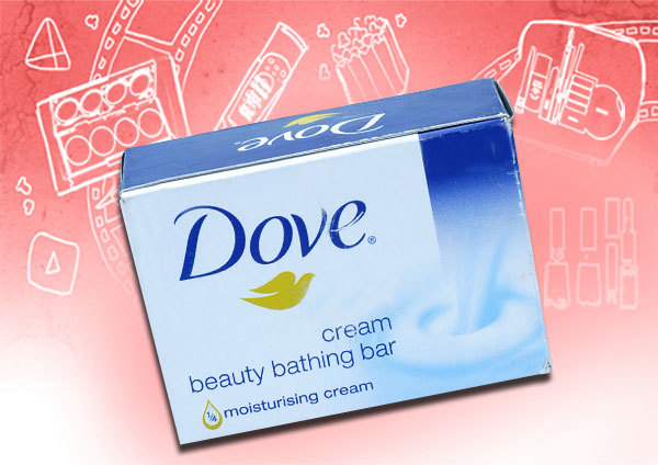 dove cream beauty bathing bar review