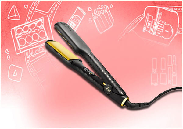 ghd gold v max hair styler