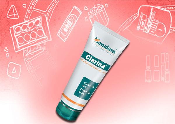 himalaya clarina anti acne face wash gel