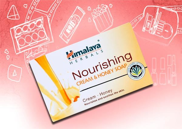 himalaya herbals cream honey soap