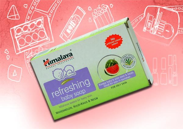 himalaya refreshing cucumber soap