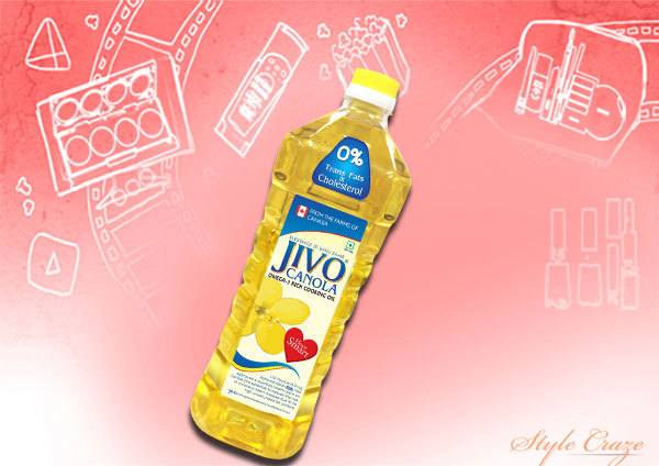jivo canola cooking oil