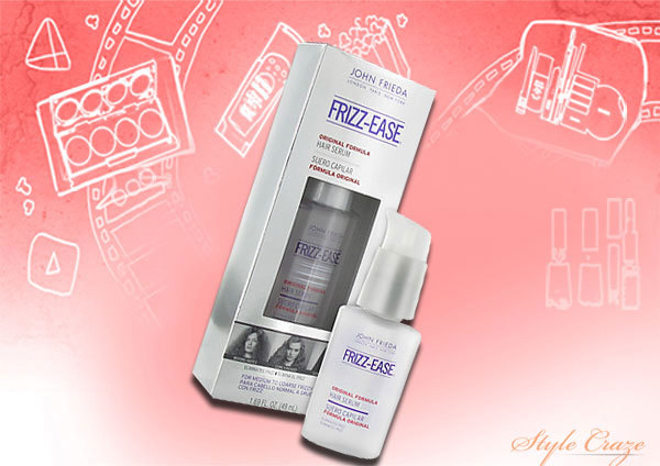 john frieda frizz-ease hair serum original formula