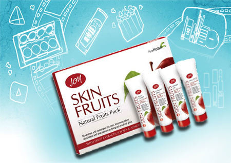joy skin fruits