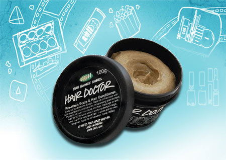 lush hair doctor scalp mask