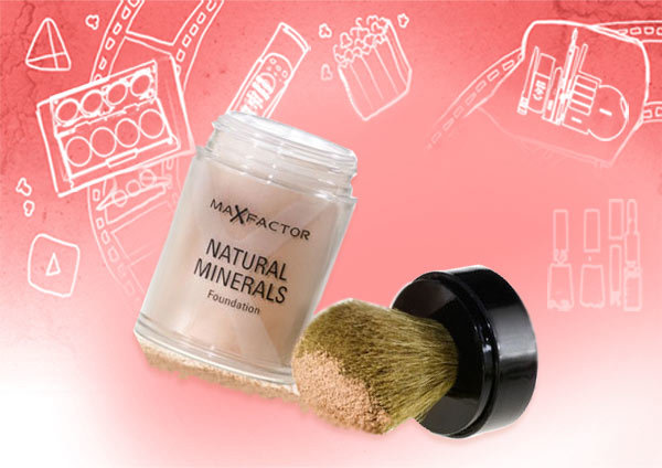 Best Mineral Foundations - 2. Maxfactor Natural Minerals Foundation
