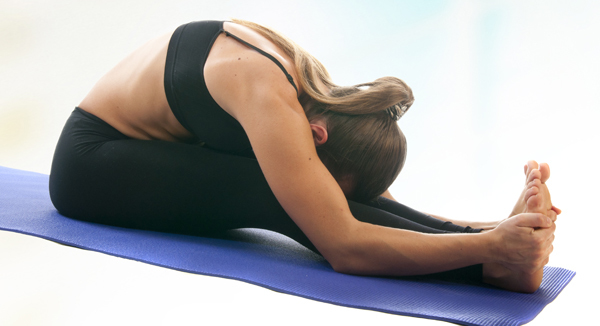 paschimottanasana benefits