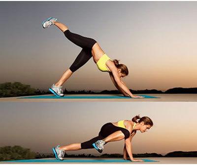 pilates press