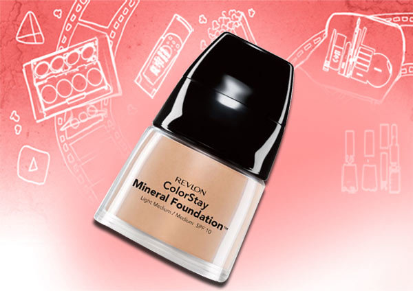 Best Mineral Foundations - 3. Revlon Colorstay Mineral Foundation