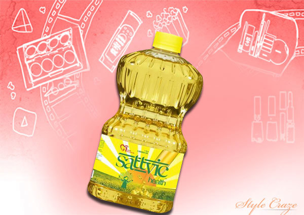 sattvic canola oil