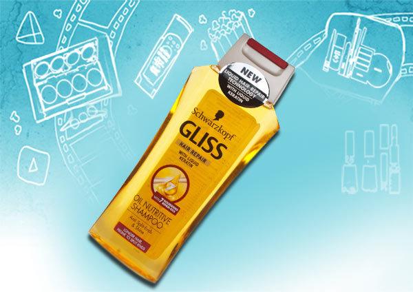 schwarzkopf gliss oil nutritive shampoo