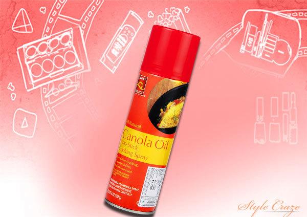 sunny select canola oil