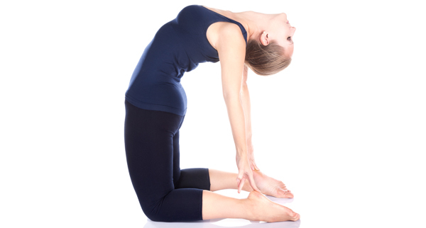 ustrasana benefits