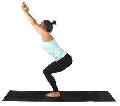 utkatasana yoga