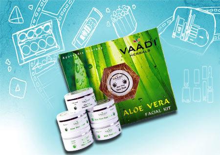 vaadi herbals aloe vera facial kit