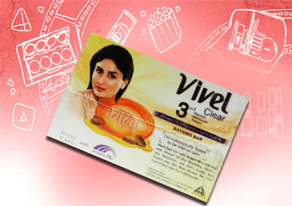vivel clear 3 in 1 soap