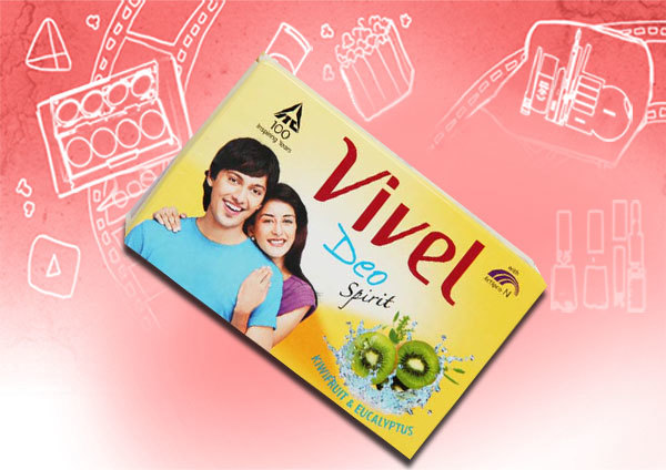 vivel deo spirit soap