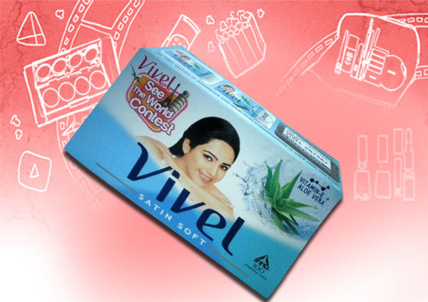 vivel satin soft soap
