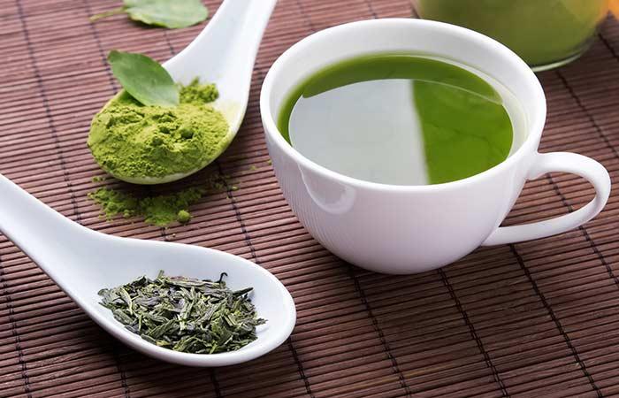 Green Tea For Acne Treatment - Green Tea For Acne