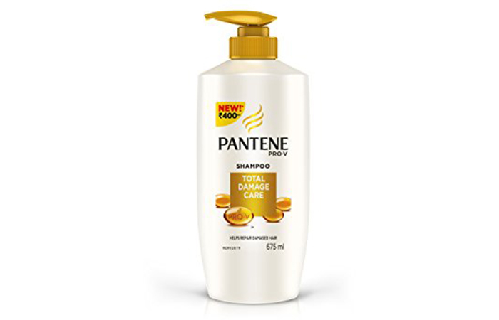 1. Pantene Total Damage Care Shampoo