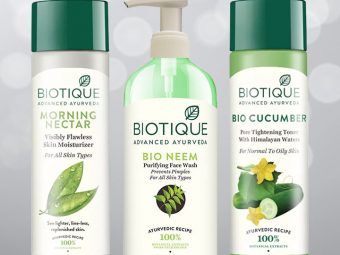 10 Best Biotique Face Care Products To Try In 2019