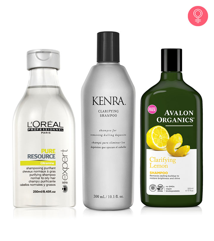 10 Best Clarifying Shampoos - 2019