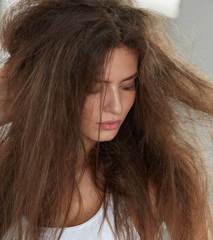 10 beste haaroliën voor droog haar - 2018
